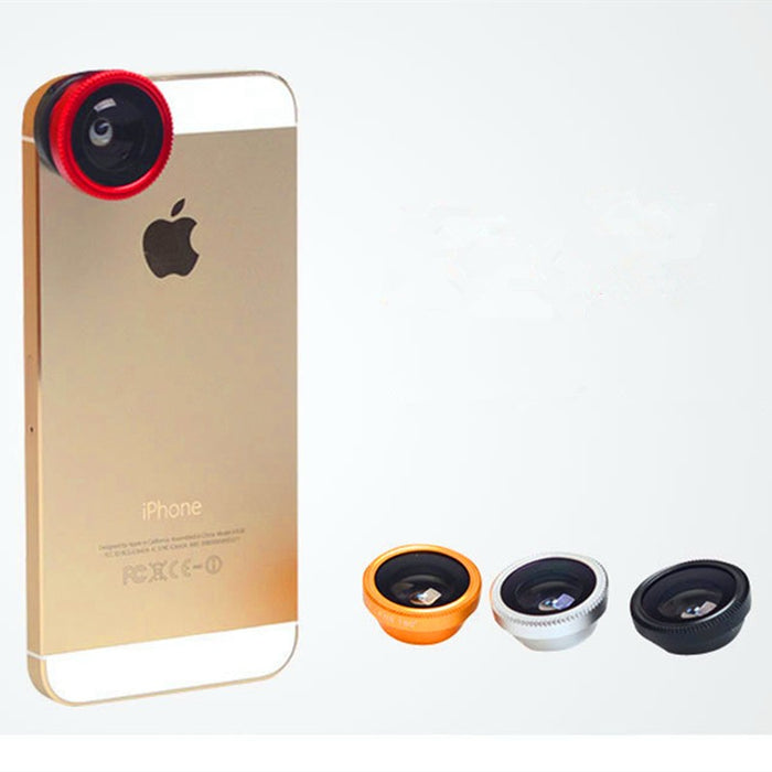 3 In 1 Special Effects Mobile Phone Lens
