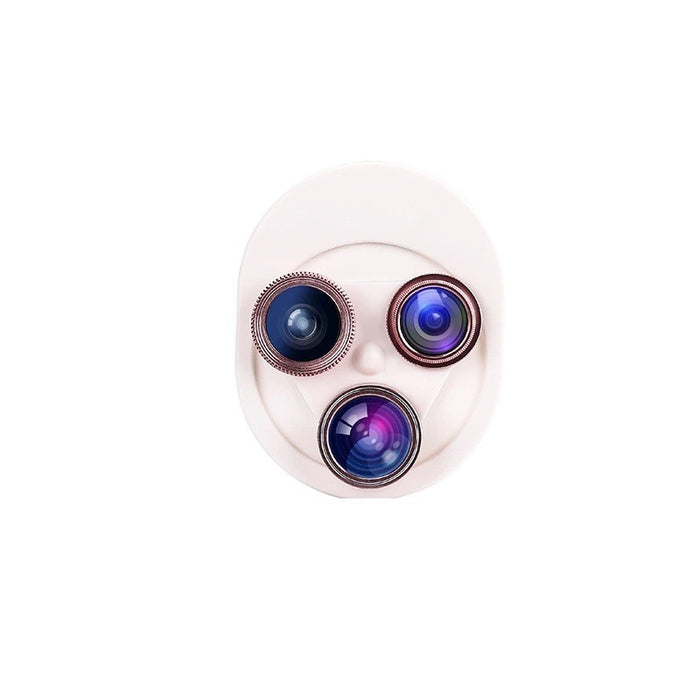 4 In 1 Rotating Mobile Phone Lens