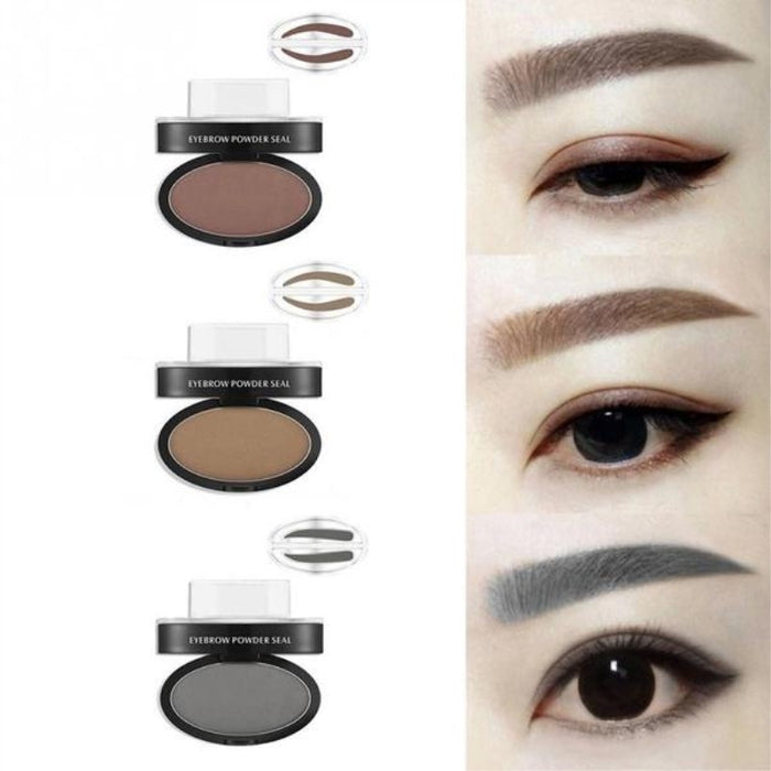 2 Shapes Eyebrow Stamp