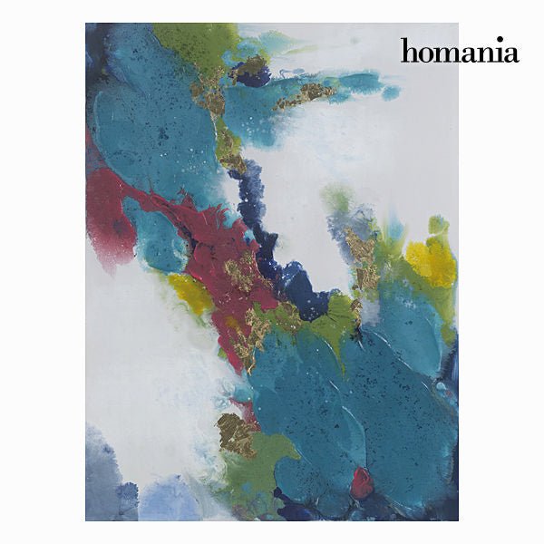 Abstract painting by Homania
