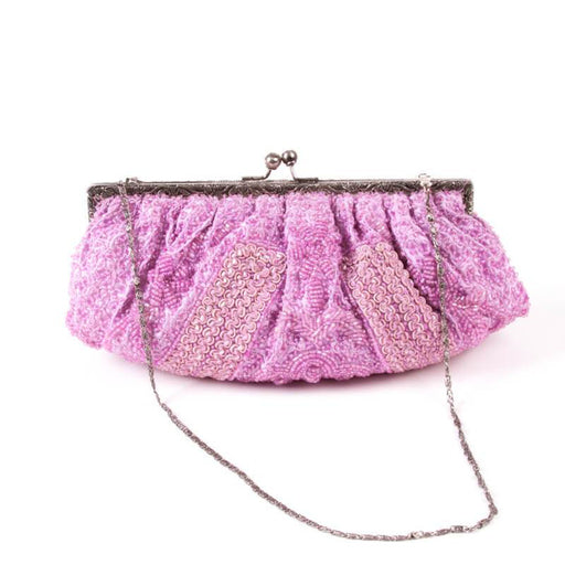 Lila Evening Bag. Unique piece of love