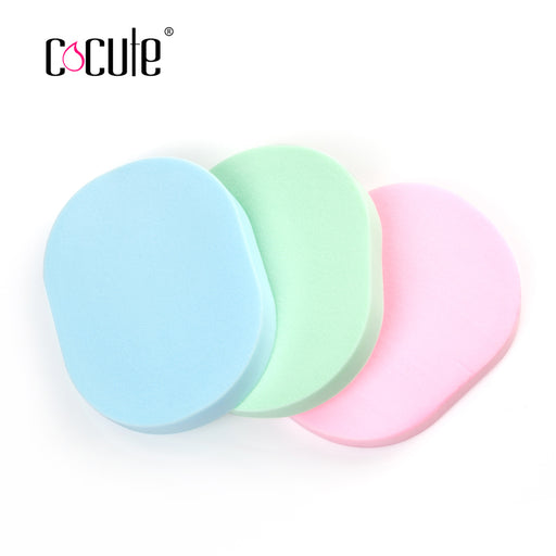 1Pcs Cosmetic Puff For Women Makeup Sponge Tools Soft Cleaning Facial Beauty Foundation Sponge Powder Puff Beauty Accessories