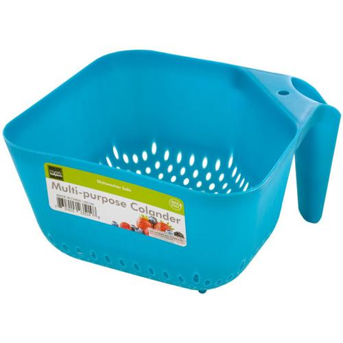 Square Colander with Handle