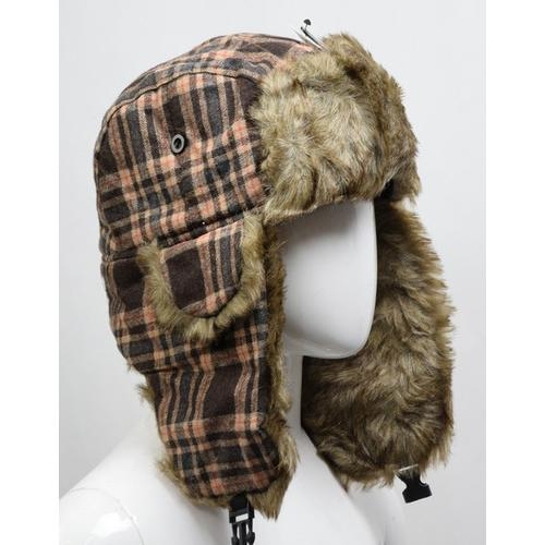 Mens Winter Aviator Hats