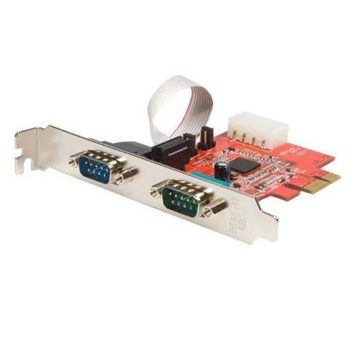 2 PORT PCI EXPRESS SERIAL ADAPTER CARD