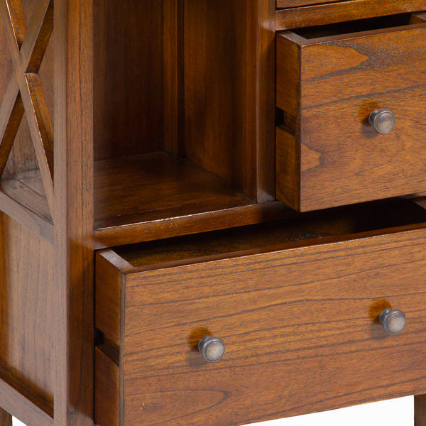 Cabinet with 4 drawers - Franklin Collection by Craftenwood