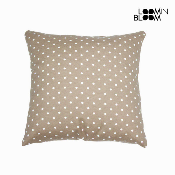 Beige polka dot cushion - Little Gala Collection by Loom In Bloom