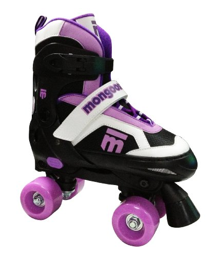 Mongoose Girl's Quad Roller Skates