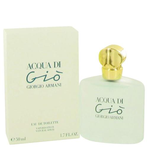 ACQUA DI GIO by Giorgio Armani Eau De Toilette Spray 1.7 oz (Women)