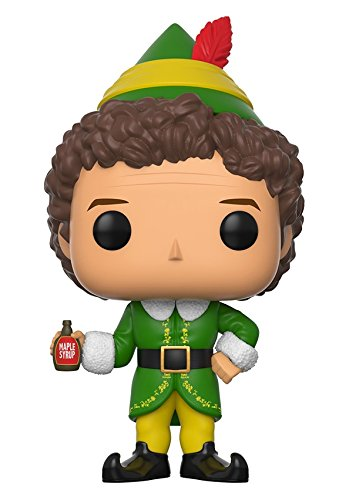 Funko Pop Movies: Elf-Buddy (Styles May Vary) Collectible Vinyl Figure