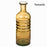 Brown silvia bottle big - Crystal Colours Kitchen Collection by Homania