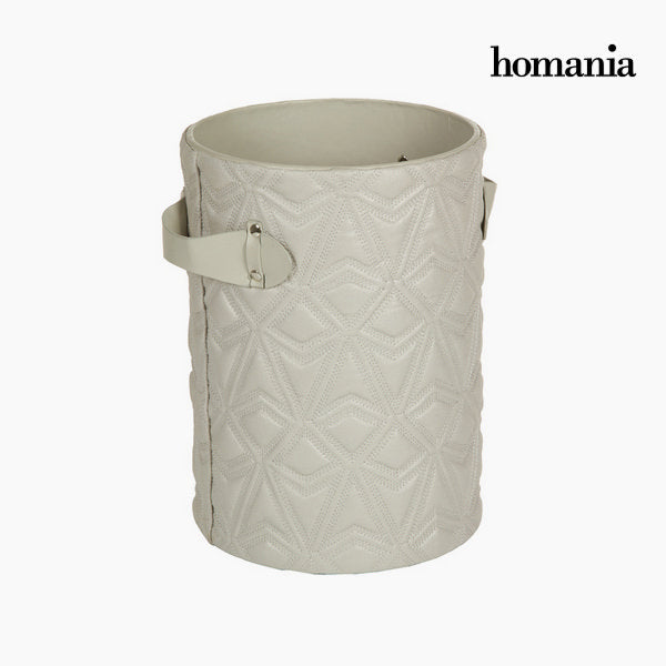Bin engraved gray by Homania