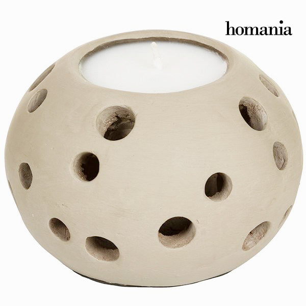 Candleholder Brown - Autumn Collection by Homania