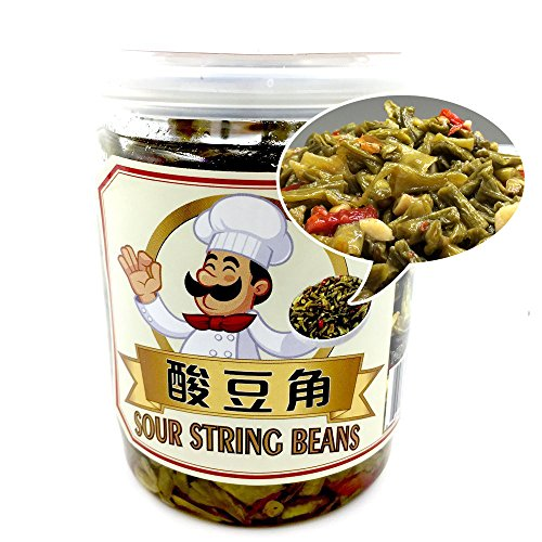 Sour string beans,Pickled cowpea,Chinese Appetizers foods,Hunan snacks,Specialty,Asian spices