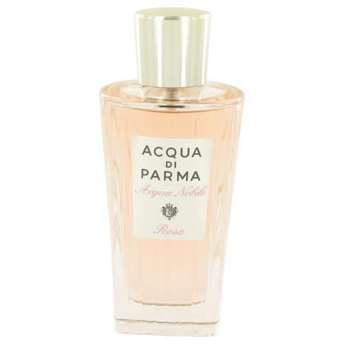 Acqua Di Parma Rosa Nobile by Acqua Di Parma Eau De Toilette Spray (Tester) 4.2 oz (Women)