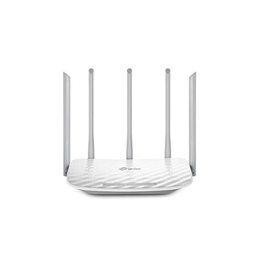 Wireless Modem TP-LINK NROINA0178 Archer C60 Wifi Ethernet LAN WAN ADSL (RJ-11) 2.4-2.4835 GHz