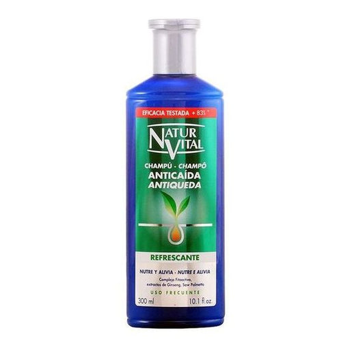 Anti-Hair Loss Shampoo Naturaleza y Vida