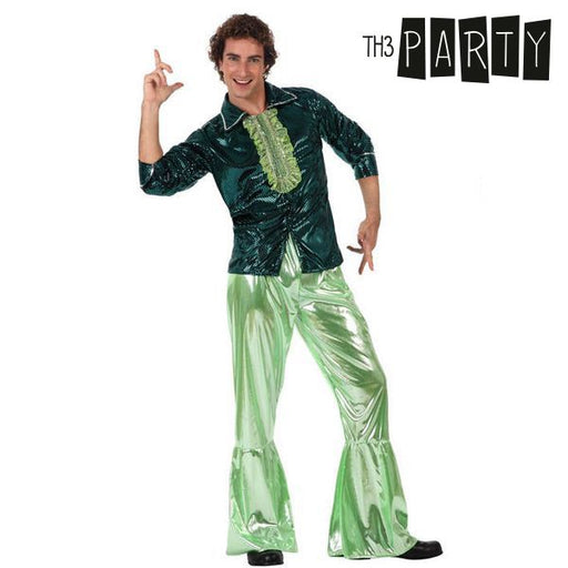 Costume for Adults Th3 Party 3899 Disco