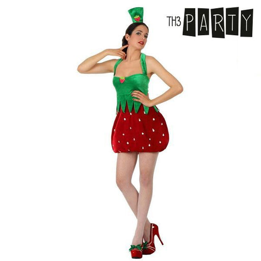 Costume for Adults Th3 Party 5213 Strawberry