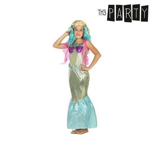 Costume for Children Th3 Party Mermaid