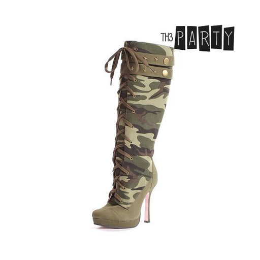Adult sized boot Th3 Party 9009 Camouflage