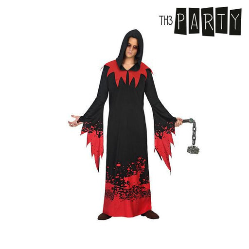 Costume for Adults Th3 Party Bloody