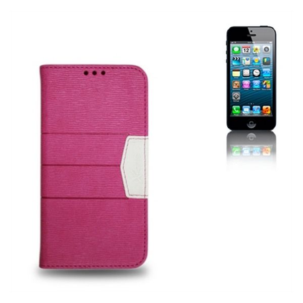 "Case iPhone 5/SE Ref. 106368 5"" PU Pink"
