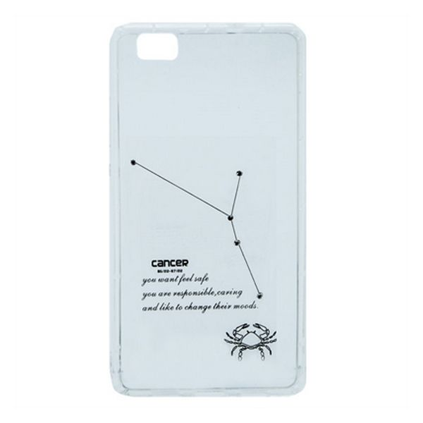 Case Huawei P8 Lite Ref. 185493 TPU Cancer
