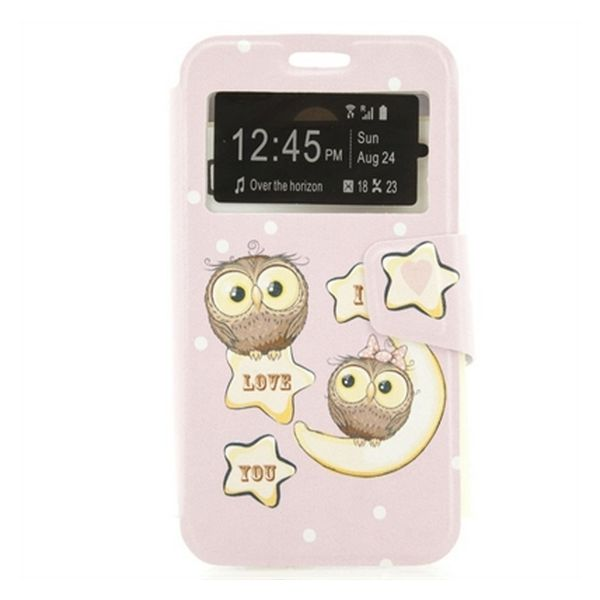 "Case Alcatel Pixi 4 Ref. 186339 5"" PU"