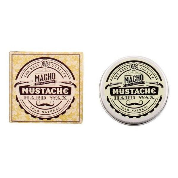 Firm Hold Wax Mustache The Macho Beard Company