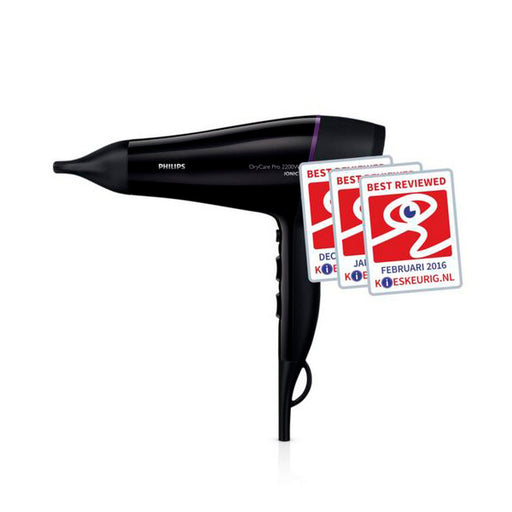 Hairdryer Philips BHD176 DryCare 2200W