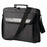 "Briefcase Trust Trust Carry Bag Classic 16"" Black"
