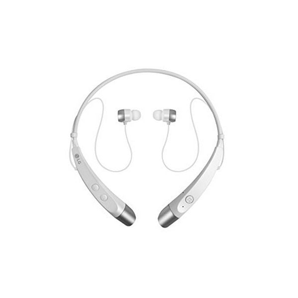 Bluetooth Headset with Microphone LG Tone Plus HBS-500 White