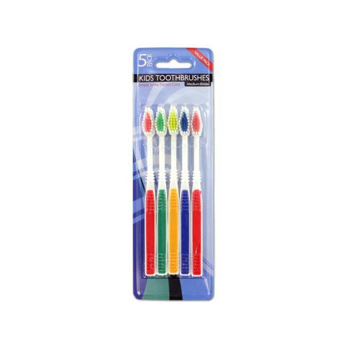 Kids toothbrushes ( Case of 72 )