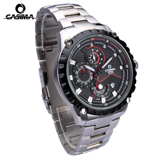 CASIMA men wrist watch sport men watches fashion quartz watch luminous waterproof watch men multifunction relogio mascul  8203