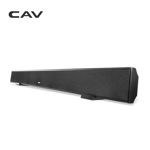 CAV AL90 Passive Soundbar Column Speaker 3.0CH Home Theater Sound Bar TV High Fidelity Wall-Mounted Soundbar Wired Metal Column