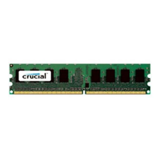 RAM Memory Crucial IMEMD20049 CT12864AA800 1GB DDR2 800 MHz pc2-6400