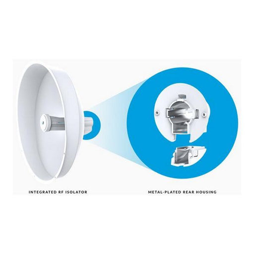 Access point UBIQUITI PBE-M5-400-ISO PowerBeam Airmax 5 GHz