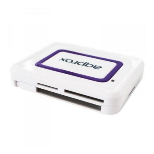 External Card Reader approx! APPCRDNIW USB 2.0 DNI (ID Card) White
