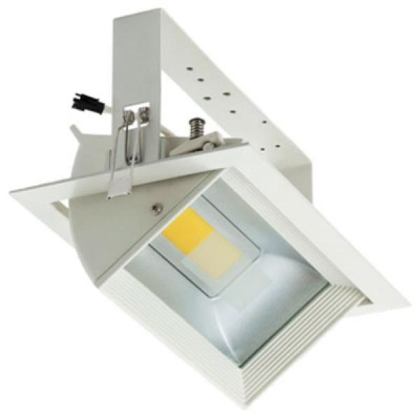 Adjustable LED Downlight Tomaleds FCOCCOBC030 30W 2700 K Warm light
