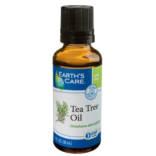 Earth's Care Essential Oil 100% Pure Austr Tea Tree (1x1 fl Oz)