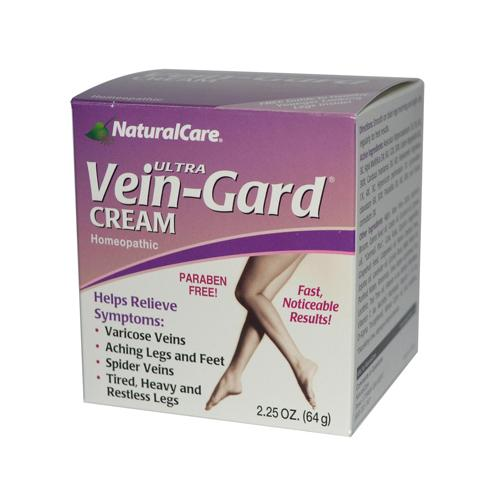 Natural Care Vein-Gard Cream 2.25 Oz