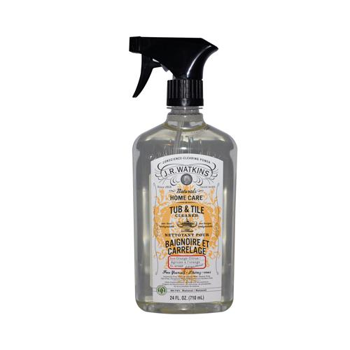 J.R. Watkins Tub And Tile Cleaner Citrus (24 fl Oz)