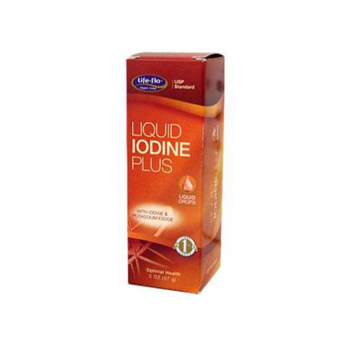 Life-Flo Health Care Liquid Iodine Plus (2 fl Oz)