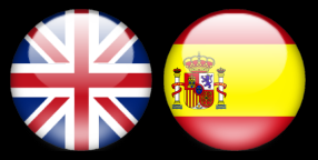 English-Spanish translation or vice versa