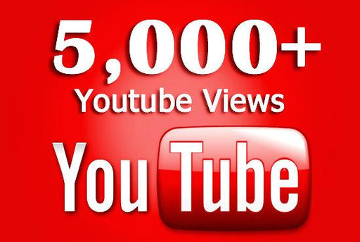 PACK Youtube 5,000 Visits + 10 Comments in SPANISH + 15 Likes