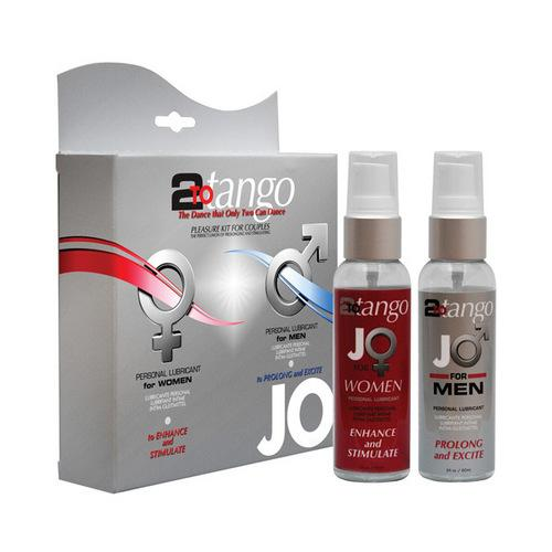 System JO 2-To-Tango Stimulating Lubricants