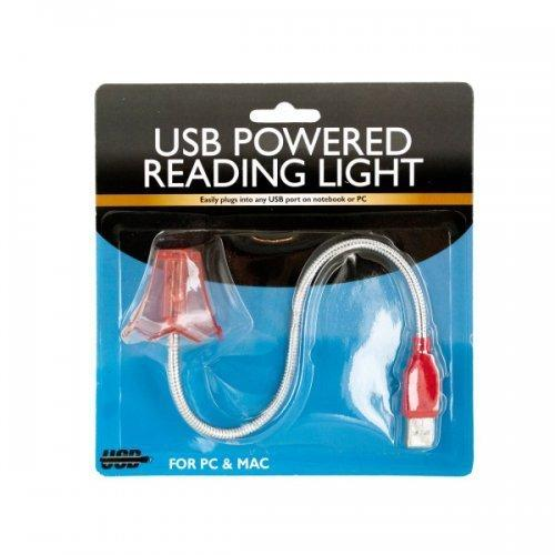 Lamp Shaped Usb Powered Flex Reading Light (pack of 8)