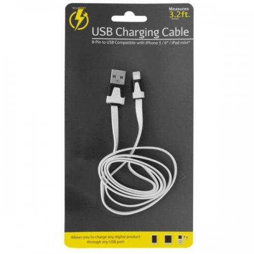3.2' Iphone Usb Charge & Sync Cable (pack of 12)