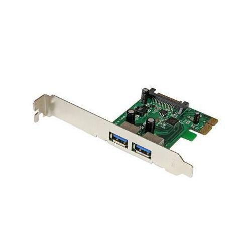 2 Pt Pcie USB 3.0 Card With Uasp